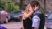 Смях ! Ченге иска секси целувка за да скъса акта ! Скрита камера !