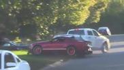 В какво превърна красиво Shelby Gt500 един самозван фукльо!