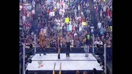 Randy Orton vs John Cena I Quit match
