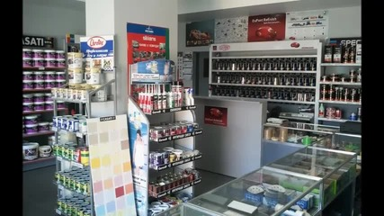 Магазин Автоколор Пловдив