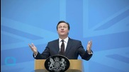 David Cameron Discusses Changing Child Poverty Target
