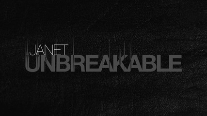 Janet Jackson - Unbreakable (audio Stream) - 2015
