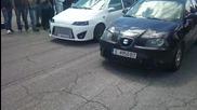 Fiat Punto 2.0 16v Turbo vs. Seat Ibiza 1.9 Tdi