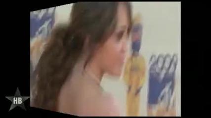 Miley Cyrus Гаф хвана на Танцувай със звездите