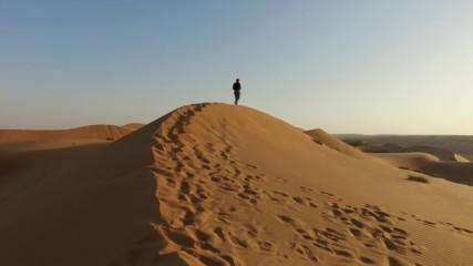 В пустинята на Дубай (