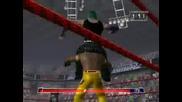Jeff Hardy В Играта Wwe Vs Ecw 2008 New