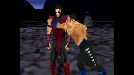 Johnny Cage - Fatality 1