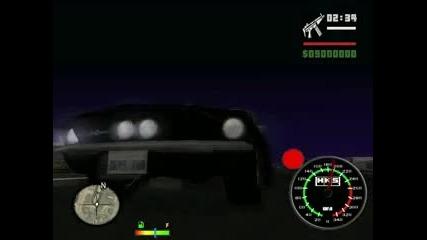 скок на Gta - Sa със Shelby Gt - 500 - - - - - 2