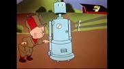 Бъгс Бъни в заек робот - Анимация Бг Аудио