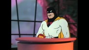 Space Ghost Coast to Coast - Punch (с1е7, 1994)