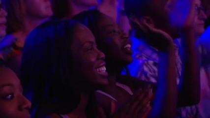 изпълнение на I Have Nothing by Whitney Houston от Tamer Foster!!! Тряба да се види!