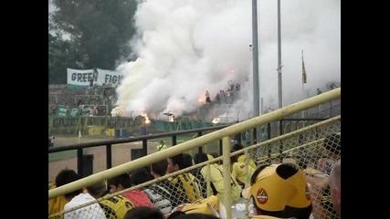 Ботев - Нефтохимик (феновете на Нефтохимик (2) )