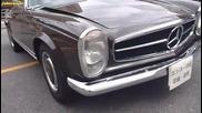 1970 Mercedes Benz 280 S L