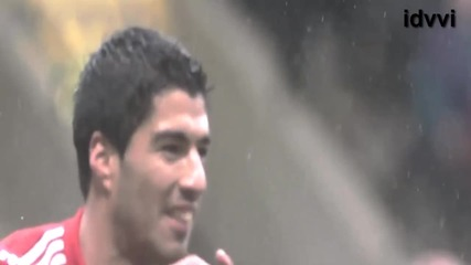 Luiz Suarez - Somebody use to know