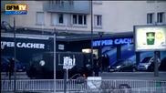 Атаката на спецчастите в Париж 09.01.2015г.