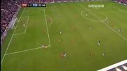 Liverpool vs Everton 1 - 2 Beckford (52)