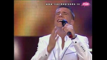 Milan Mitrović - Ne slušaj majko (Zvezde Granda 2010_2011 - Emisija 25 - 26.03.2011)