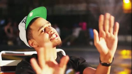 Превод! - J. Cole – Work Out ( Official Video )