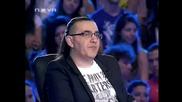 Момче Разби Журито С Танц И Глас - X - Factor България_
