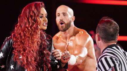 Zack Ryder vs. Mike Kanellis: Raw, July 15, 2019
