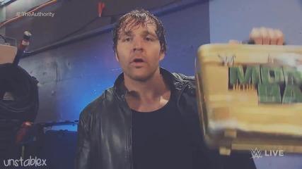 Dean Ambrose - Edge Of A Revolution