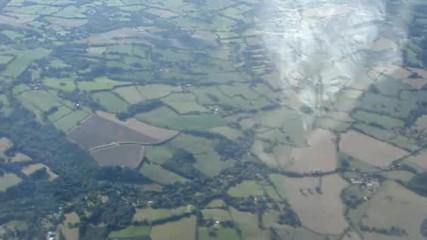 Англия - от птичи поглед