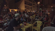 Brazil: Joyful CR Flamengo fans celebrate League title in Rio