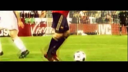David Villa - Добре дошъл във Фк Барселона !