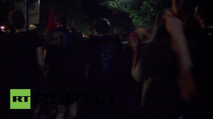 Germany: G7 protesters march for victims of Kurdish rally blast