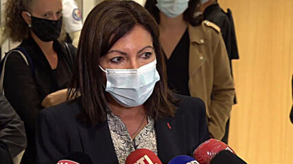 France: Paris Mayor Hidalgo accused of 'self-promotion' after testifying in Charlie Hebdo case
