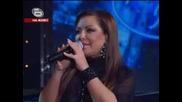 16.03.09 Music Idol 3 : Малък Концерт Ивана посвещава песен на Фънки