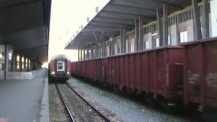46 231 транзитира през гара София