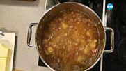 Картофена супа със зелен фасул - Бон Апети (19.05.2016)