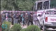 Deadly Attack: Suicide Bomber Targets Afghan Civil Servants' Bus