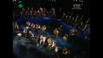 Goran Bregović - In the deathcar - LIVE - Poznań 1997