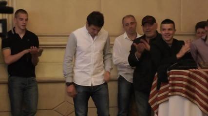 Жуниор Мораес е Футболист на футболистите