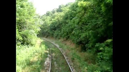 Тунелите между Дюлево и Стрелча