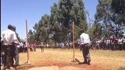 Висок скок в кенийско училище