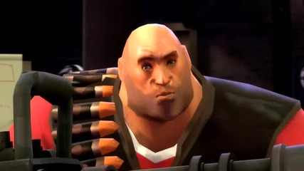 Team Fortress 2 - The Heavy