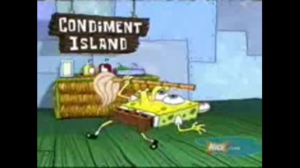 50 Cent Ft. Spongebob - Candy Shop Vbox7