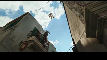 Aquaman/Аквамен филмово ревю