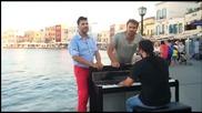 Live* Giorgos Sampanis - De Me Pernei| Sou Xrostao Ena Klama| De Tha Mou Peis Emena