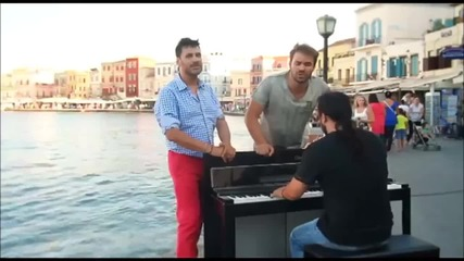 Live* Giorgos Sampanis - De Me Pernei  Sou Xrostao Ena Klama  De Tha Mou Peis Emena