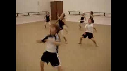 Crank Dat Soulja Boy(kids Dance)