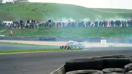 Mad Mike - Madbull 4rotor Rx7 Wins Nac Nz Drift Nationals 2011 - Youtube