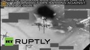 Въздушни удари унищожават позиции на ИД до рафинерията Байджи