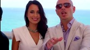 Премиера 2013 / Ahmed Chawki feat. Pitbull and Mandinga - Habibi I Love You ( Оfficial Music Video )