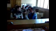 Karane na kola v chas po praktika v Pgmet grad Shumen.3gp