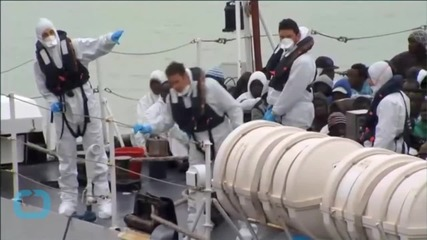 French Patrol Ship Rescues 217 Migrants Off Libya Coast