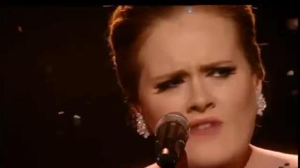 The Brit Awards 2011: Adele - Someone Like You (live)